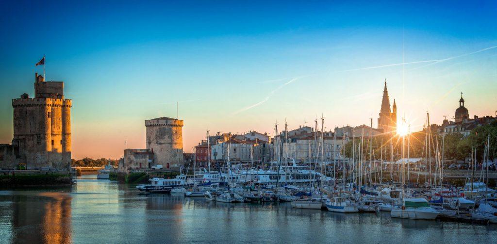 Top 2: La Rochelle une ville touristique week-end en France