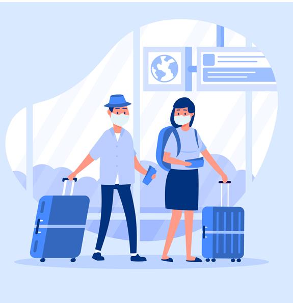 Voyage covid : est-il possible de voyager à l'étranger ?